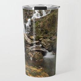 Torc Waterfall, Killarney, Ireland Travel Mug