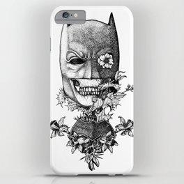 World Finest Series. The Bat.  iPhone Case