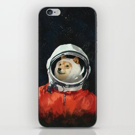 DOGE iPhone Skin