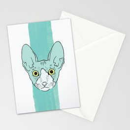 Nine Lives, 1/9 Stationery Cards