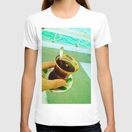 Memories of a Tea. T-shirt