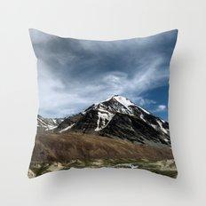 Majesty...the Mountain..! Throw Pillow