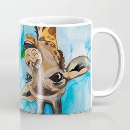 friendly giraffe Coffee Mug
