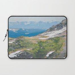 Alpine Marshes Laptop Sleeve