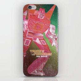 The Transformers Movie / Rodimus Prime iPhone Skin