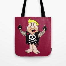 Barney Trubble Tote Bag