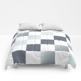 Square Pattern Simple Grid #decor #society6 #buyart Comforters