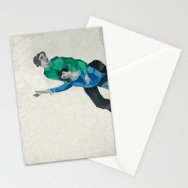 Homage to Chagall Stationery Cards