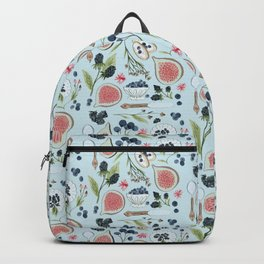 Blueberry Breakfast Backpack