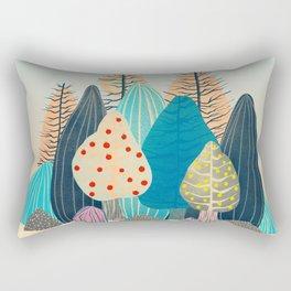 Spring landscapes 2 Rectangular Pillow