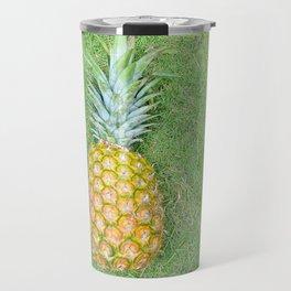 Pineapple creative design Travel Mug