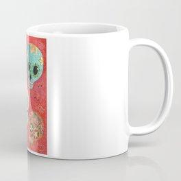 Mexican Sugar Skulls Coffee Mug