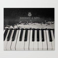 Night Music Canvas Print