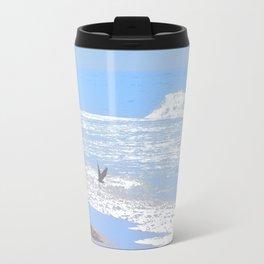 Beach Bliss Travel Mug