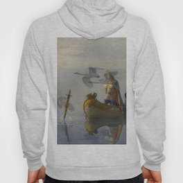 King Arthur and Excalibur Hoody