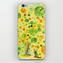 Vitamins iPhone Skin