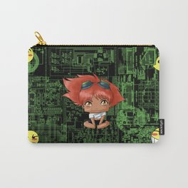 Chibi Edward Carry-All Pouch