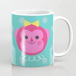 Dressy Monkey Coffee Mug