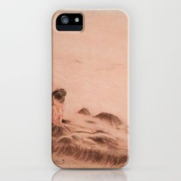 Things Buried In The Sand iPhone Case