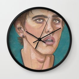Tougher, Colder, Meaner Wall Clock