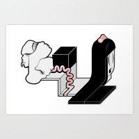 inner life Art Print