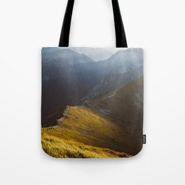 Just go - Landscape and Nature Photography Tote Bag