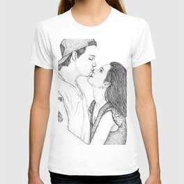 Johnny & Winona T-shirt