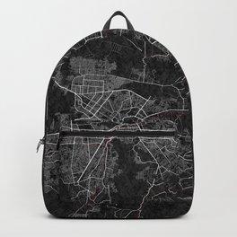 Kabul, Afghanistan City Map - Oriental  Backpack