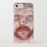 watercolour iPhone & iPod Cases featuring Watercolour by Jose Manuel Hortelano-Pi