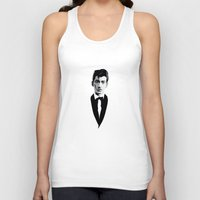 arctic monkeys Tank Tops featuring Arctic Monkeys, Alex Turner by Morgane Dagorne