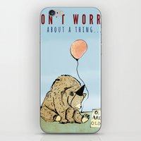 birthday iPhone & iPod Skins featuring Birthday by Emily Stalley