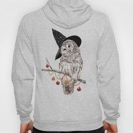 Halloween Owl Hoody
