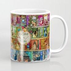 A Stitch In Time Coffee Mug