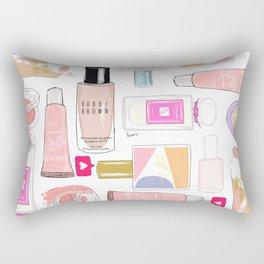 The Beauty Faves Rectangular Pillow