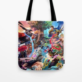 Fields of Valoran Tote Bag