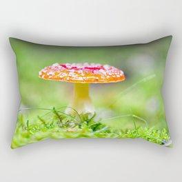 Fliegenpilz Rectangular Pillow