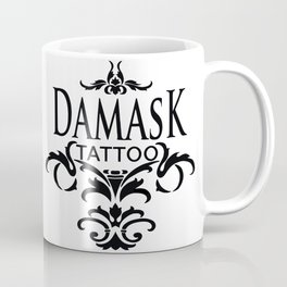 Damask Tattoo  Coffee Mug