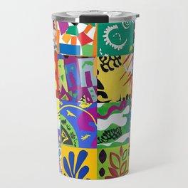 Henri Matisse Montage Travel Mug