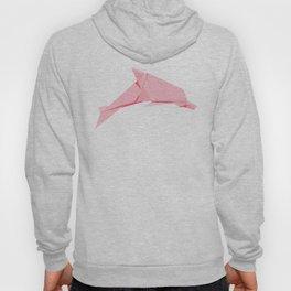 Origami Dolphin Hoody