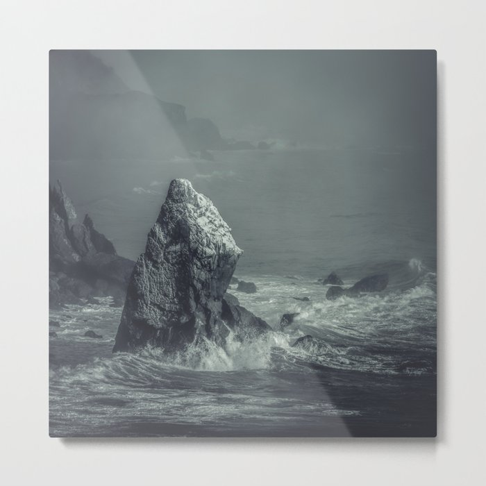 Last Rock Standing Metal Print