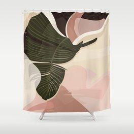 Nomade I. Illustration Shower Curtain