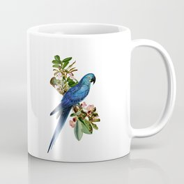 Blue Parrot Coffee Mug