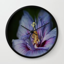 Deep in My Heart Wall Clock