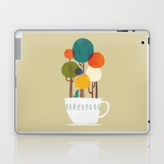 Life in a cup Laptop & iPad Skin