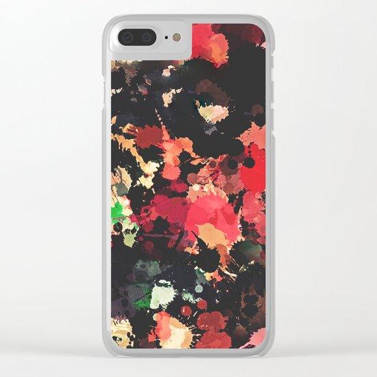art-45 Clear iPhone Case