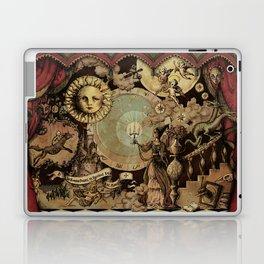 The mediaeval theater Laptop & iPad Skin