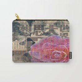 Camellia Comics Carry-All Pouch