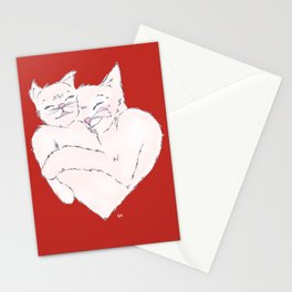 Smitten Kittens Stationery Cards