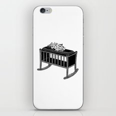 Life is too short iPhone & iPod Skin