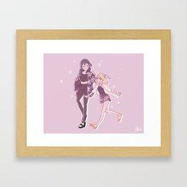 Kiyoyachi Framed Art Print
